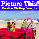 Creative Writing Prompts Activities