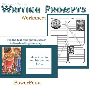 Writing Prompts - 1st and 2nd Grade
