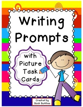Writing Prompts Picture Task Cards