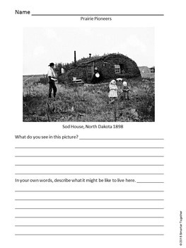 Writing Prompts - Colonist and Pioneers
