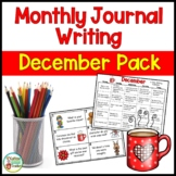Daily Journal Writing Prompts for December