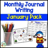 January Journal Writing - New Year