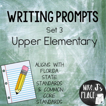 Writing Prompts 3