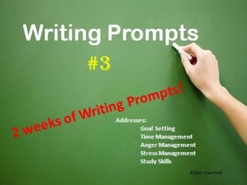 Writing Prompts 3: Emotional Intelligence Based Journaling