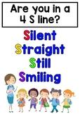 4S Line Sign