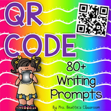 QR Code Writing Prompts for the Entire Year