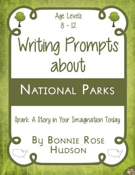 Writing Prompts About National Parks