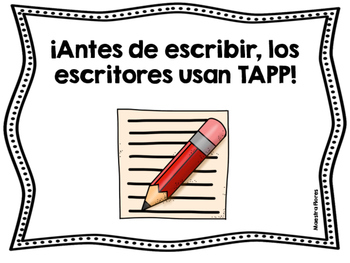 Writing Prompts/Analyze Prompts/ Spanish