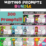Writing Prompts BUNDLE