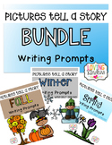 Kindergarten Writing Prompts: BUNDLED