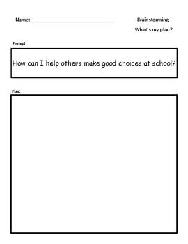 Writing Prompts: Beginning Level