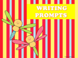 Writing Prompts & Bonus Holiday Writing Activity