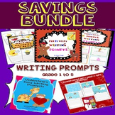 Opinion Writing Prompts Bundle