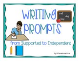 PARAGRAPH Writing Prompts Bundle