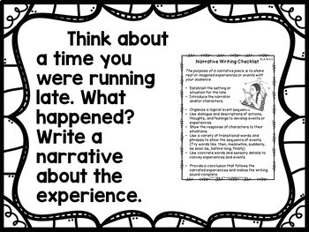 Writing Prompts Bundle 4th Grade Write Every Day!
