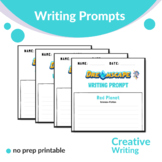 Writing Prompts - Bundle