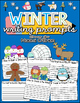 Writing Prompts Bundle: Thanksgiving, Winter, Valentine's