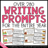 Writing Prompts Bundle (over 280 prompts and growing)