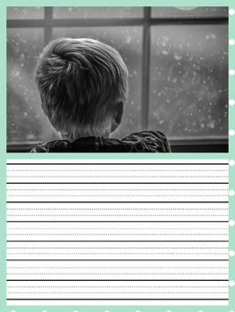 Writing Prompts - CHILDREN vcop
