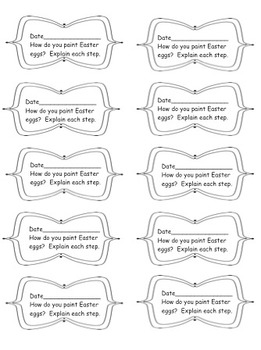 Writing Prompts Common Core Aligned-April