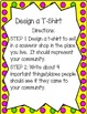 Writing Prompts: Design and Write Centers!
