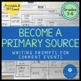 Writing Prompts Distance Learning