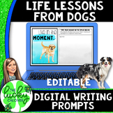 Writing Prompts Distance Learning | Creative Writing | Goo