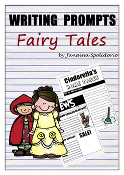Writing Prompts - Fairy Tales