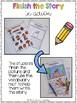 Writing Prompts - Finish the Story - Mega-Bundle