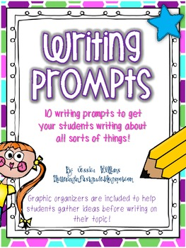 Writing Prompts {First Edition}