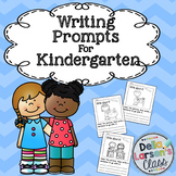 Writing Prompts For Kindergarten