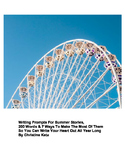Writing Prompts For Summer Stories Ebook