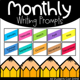 Writing Prompts For The Year {Growing Bundle}