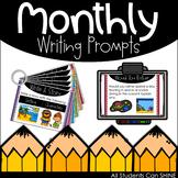 Writing Prompts For The Year {Sample Set}