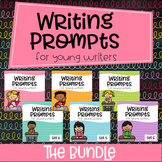 Writing Prompts For Young Writers (THE BUNDLE)