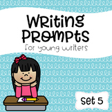 Writing Prompts For Young Writers Set 5