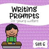 Writing Prompts For Young Writers Set 6