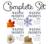 Writing Prompts: Four Seasons {BUNDLE}