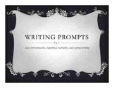 Writing Prompts: Grades 2-5
