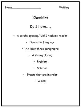 Writing Prompts: Grades 3 & 4