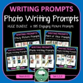 Writing Prompts HUGE BUNDLE for Secondary Students Picture