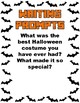 Writing Prompts: Halloween Edition