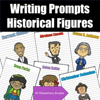 Writing Prompts Historical Figures