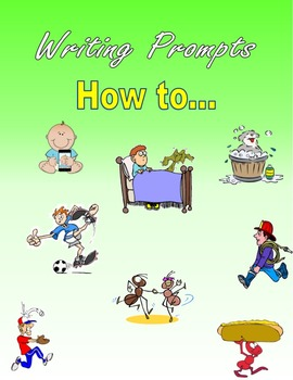Writing Prompts - How to (Describing)