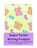 Insect Writing Prompts