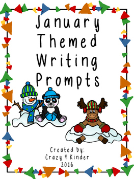 Writing Prompts - January