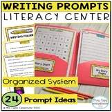 Writing Prompts for Narrative Writing  2nd & 3rd Grade