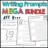 Writing Prompts MEGA BUNDLE