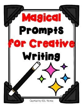 Writing Prompts {Magic}