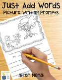Picture Writing Prompts for May | Mother's Day | Memorial Day | Spring & Summer